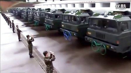 常备不懈 时刻准备 中国二炮
