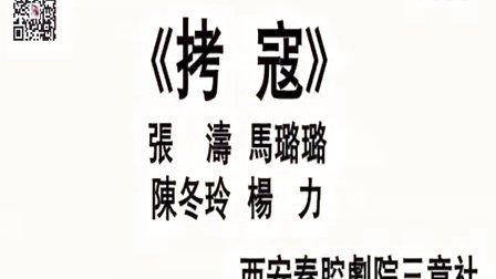 秦腔三意社百年庆典《狸猫换太子》张涛、马璐璐演唱-江北少俊收藏
