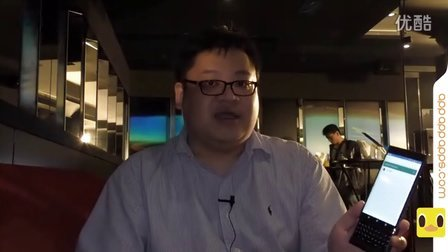 Aaron:BlackBerry Priv 是一台令人期待的 Android 鍵盤手機
