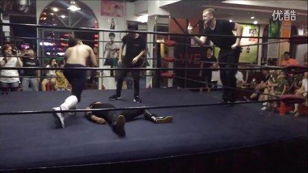 中国摔角CWE第23期