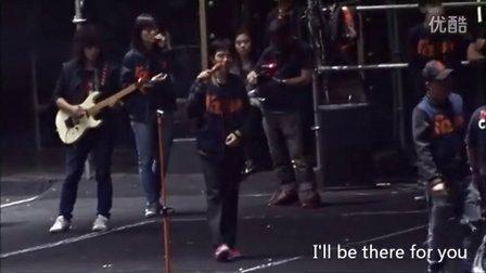 151106 英文歌環節 - 蕭敬騰 TRIPLE JAM 上海旗艦場 彩排