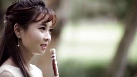 《不可说》MV 笛子演奏 董敏