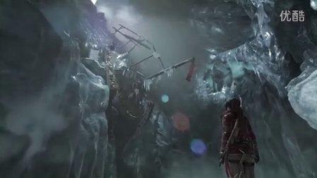 纯黑《古墓丽影:崛起》第二期 攻略向最高难度直播录像