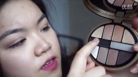 [UgU][败家报告]armani luxe is more 2015 限量彩妆盘 nars 眼线笔 测试 使用感受分享