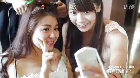 惠州婚礼跟拍 惠州八号印相馆婚礼MV