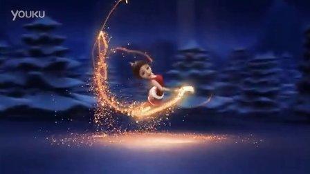 A01014-欢乐圣诞童话仙子送祝福AE模板