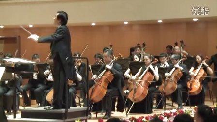 范焘指挥《红色娘子军》组曲,音乐厅,中国电影交响乐团演奏