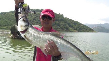《游钓中国》第8集  疯狂路亚万峰湖