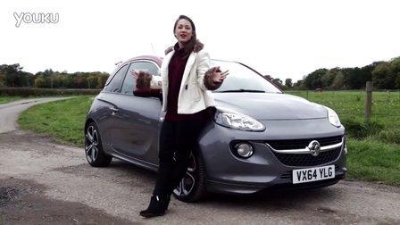 TELEGRAPH CARS试驾Vauxhall-Opel Adam S