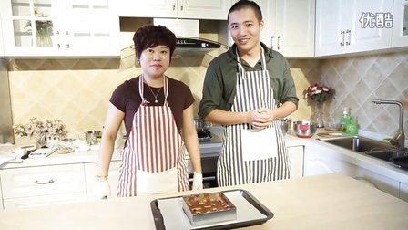 91烘焙凯文先生宝妈<车厘子芝士蛋糕>简易简单烘焙教学教程视频 第九集