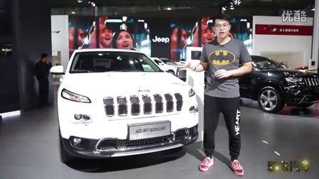 2015广州车展 国产Jeep自由光内外兼修