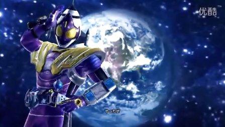 【屌德斯解说】 假面骑士斗骑战争 假面骑士Fourze地球形态决杀天地双龙