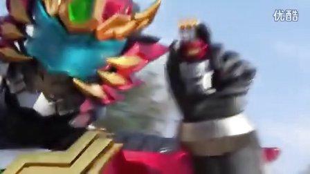 铠甲勇士捕将 终极版宣传片