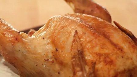感恩节椒盐烤鸡
