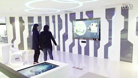 惠安银行互动多媒体项目