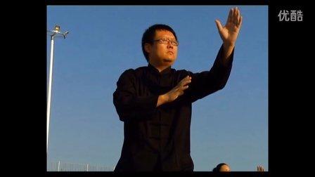 2015年5月14日赵亮老师黑山领练杨式太极拳