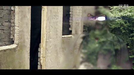 【特效短片】一个人也能拍枪战片——进击的幽灵