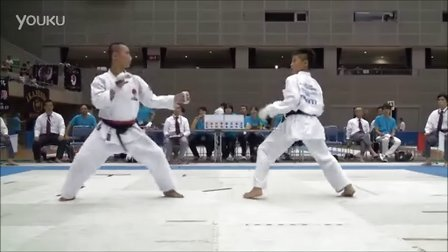 12Years Boys Kumite 2015 JKA Japan Junior Championship