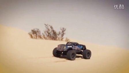 Traxxas X-Maxx 沙漠行走