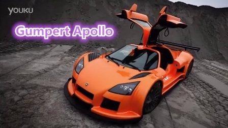 【超跑集中营 第26集:GUMPERT Apollo 阿波罗】美国大型超级跑车系列纪录片(中文字幕)