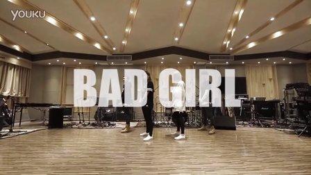 吴亦凡《Bad Girl》舞蹈室练习版独家首播