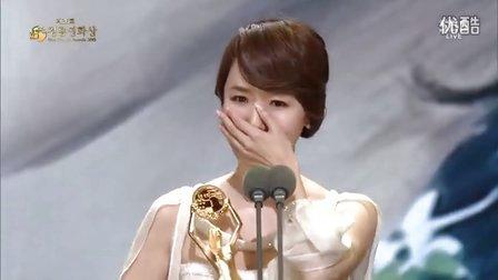 李贞贤青龙电影奖最佳女主角.151126