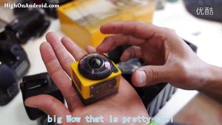KODAK SP360 Camera Unboxing! [In 4K]