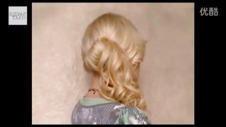 【Elegant Touch雅致格调】法式婚礼高髻编织发型教程