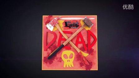 原创作品:《骷髅杀手》[宣传片] 游戏Demo与核心玩法设计