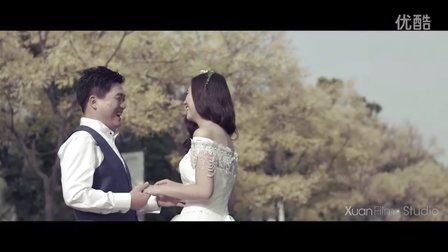 XuanFilm 婚礼微电影《关于,爱》(太原婚礼跟拍 太原婚礼微电影)