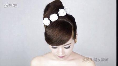 甜美可爱有气质 新娘发型