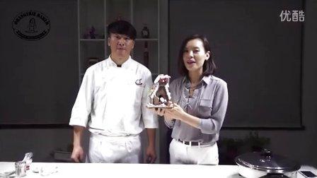 圣诞姜饼屋制作过程——欧润吉烘焙