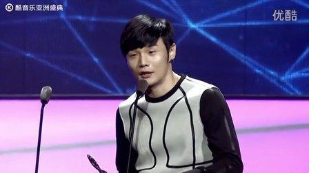 2015.4.23酷音乐亚洲盛典—李荣浩cut