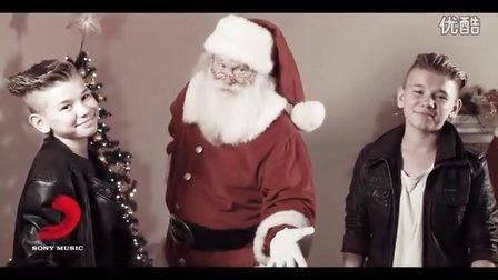 挪威双胞胎组合Marcus和Martinus圣诞单曲Alt jeg ønsker meg