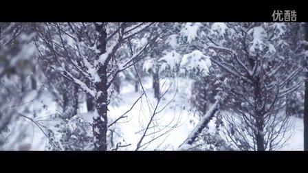 晴 夜 霾 雪