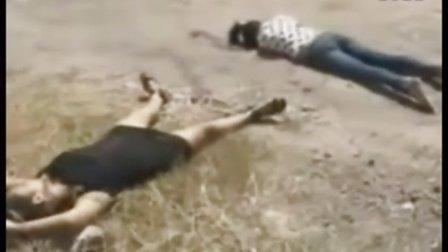 DOS FEMINAS MUERTAS EN PREDIOS DEL RECREO