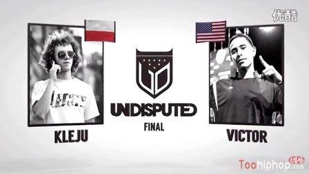 Victor vs Kleju  决赛 Undisputed 2015