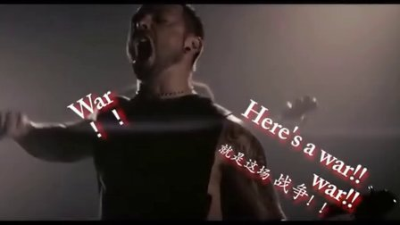 【TU字幕独家】 Bullet For My Valintine - You want a battle (Here's a war)