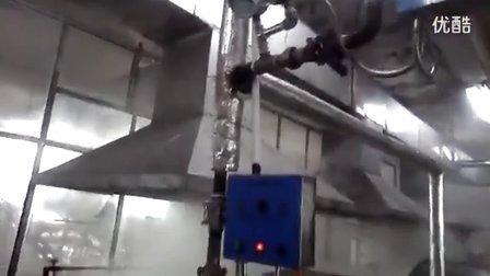 河粉机自动看气阀