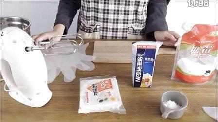雪媚娘木糠杯制作