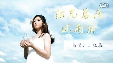 王晓燕《阳光总在风雨后》
