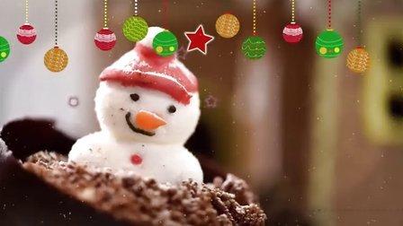 布朗尼圣诞盆栽蛋糕 47