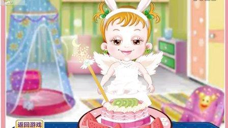 爱探险的朵拉,可爱宝贝之可爱宝贝过生日帮助宝宝选择漂亮的衣服制作美味的生日蛋糕