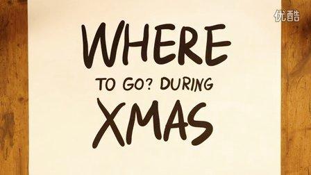 圣诞去哪儿玩?兰桂坊成都圣诞看点大集合