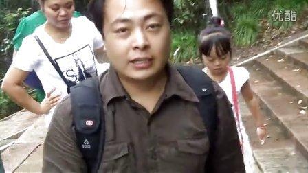 生活记录_和家人一起游佘山2015年8月23日俞进江