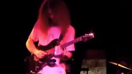 Guthrie Govan-William Stravato live in Rome 2