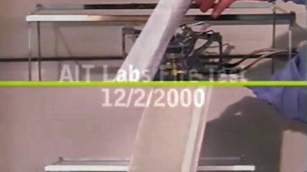 科特高纳米水基环保超薄防火涂料-防火板聚氨酯泡沫燃烧测试