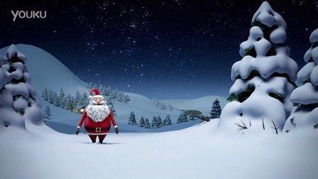 【圣诞姜饼屋】定格动画-Gingersnap for Christmas
