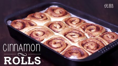 肉桂面包 Cinnamon Rolls Recipe