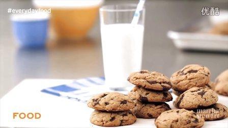 花生酱巧克力饼干 Peanut Butter Chocolate Chunk Cookies